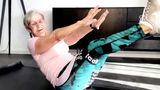 Erika Rischko, 81, has amassed around 125,000 followers by posting TikTok videos of herself doing planks and pull-ups.