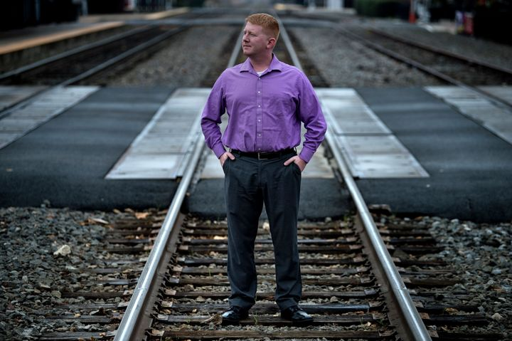 Lee Carter, a socialist running for Virginia governor, is a working-class candidate.