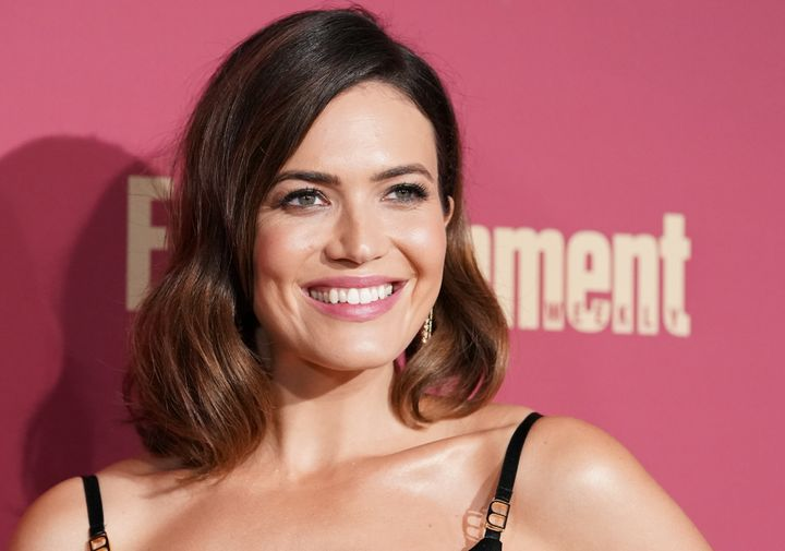 In giving their new son the first name of August, Mandy Moore (pictured here in 2019) and her musician husband Taylor Goldsmith are part of a trend.