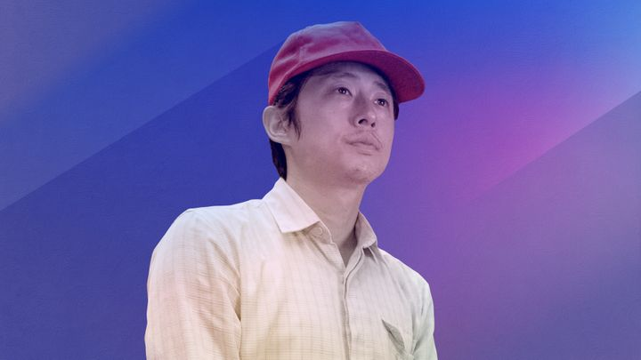 """""""Minari,"""" starring Steven Yeun, is now available on VOD platforms."""