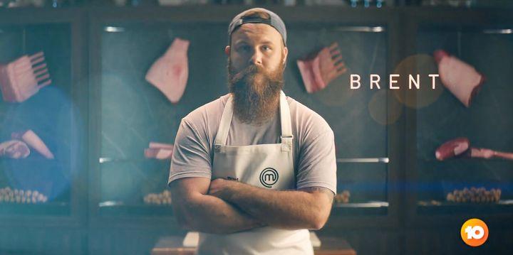 'MasterChef Australia' contestant Brent