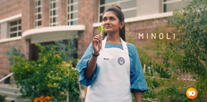 'MasterChef Australia' contestant Minoli