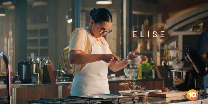 'MasterChef Australia' contestant Elise
