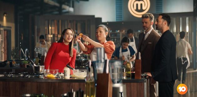 'MasterChef Australia' judges Melissa Leong, Jock Zonfrillo and Andy Allen appear in the show's new promo as some of the 2021 cast is revealed.