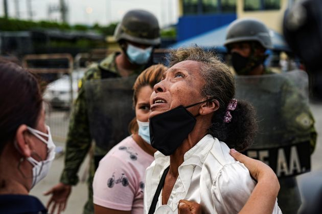 Ισημερινός: Αιματηρές εξεγέρσεις με δεκάδες νεκρούς σε τρεις