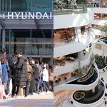 정식 오픈 앞둔 '더현대 서울'이 드디어 공개됐다(사진
