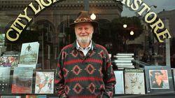 Lawrence Ferlinghetti, poète et éditeur de la Beat Generation, est
