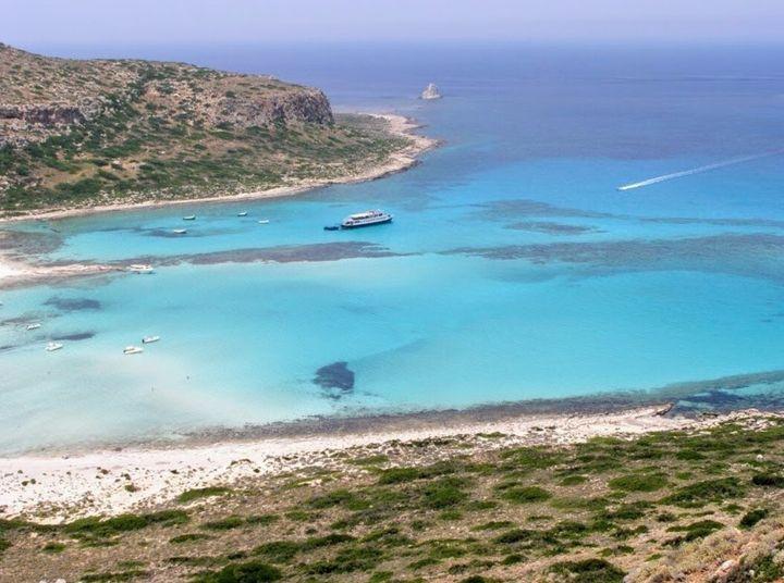 Παραλία Μπάλος, Κίσσαμος Κρήτη