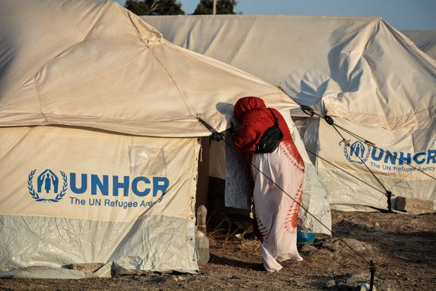 Μυτιλήνη: Νεαρή Αφγανή, έγκυος στον όγδοο μήνα αυτοπυρπολήθηκε στο Καρά
