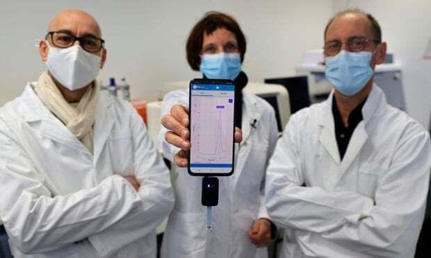 Sviluppato prototipo di test covid che rilascia risultati 3 volte più veloci dei test