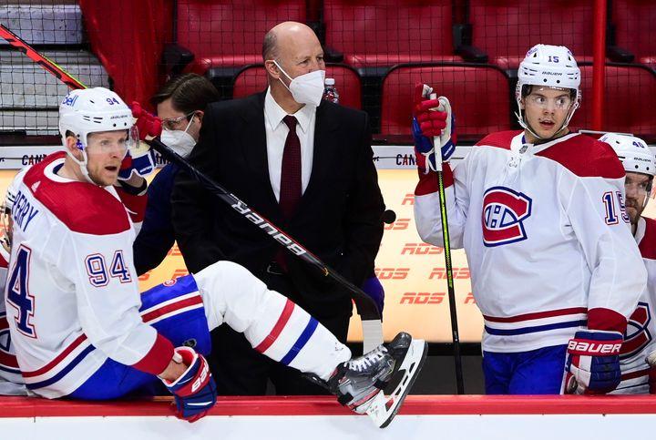 Claude Julien a été congédié au lendemain d'une défaite face aux Sénateurs à Ottawa.