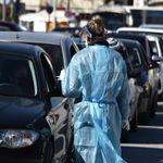 «Σκληρό» lockdown στην Αρκαδία- σε επίπεδο αυξημένου κινδύνου το