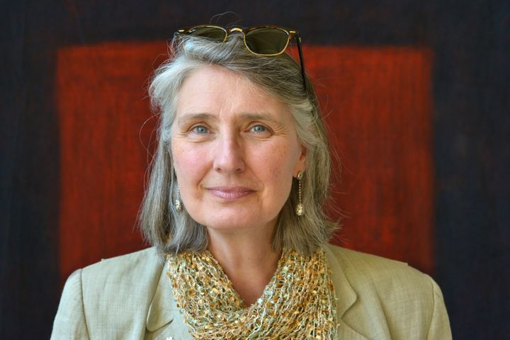 Canadian mystery writer Louise Penny.
