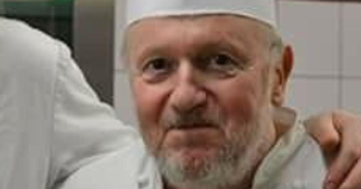 Marcel Keff, ancien chef étoilé, s'est donné la mort à 63 ans - Le HuffPost