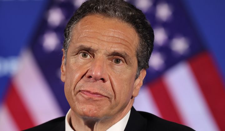 """New York Gov. Andrew Cuomoallegedly """"created a culture within his administration where sexual harassment and bullying i"""