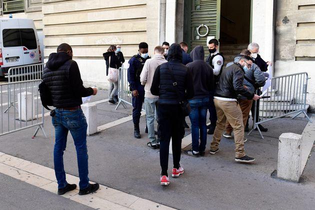 12 supporters condamnés après les violences au centre d'entraînement de l'OM (Photo...