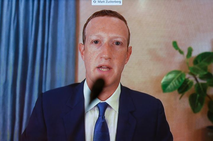 Zuckerberg agrees to pay Australia for its news.