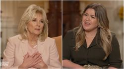 Jill Biden Offers Kelly Clarkson Advice About Getting Through