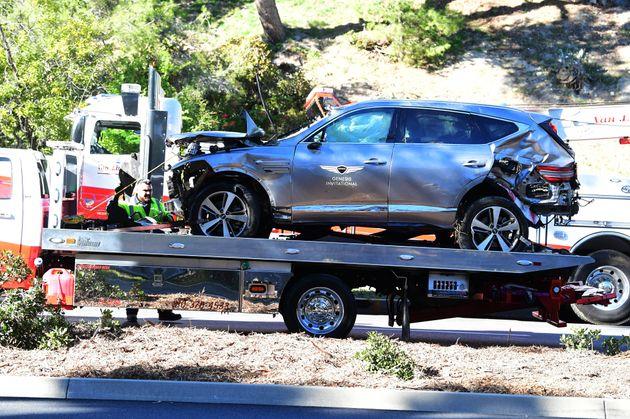 Tiger Woods, après son accident, ne sera pas poursuivi pour