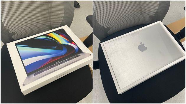쿠팡에서 544만원 맥북 프로를 구입했다가 '철판'을 받은 소식이 알려졌다. 쿠팡은 전액 환불