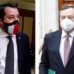 Draghi scocciato non casca nel giochino di Salvini (di P.
