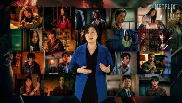 Netflixコンテンツ部門バイス・プレジデント(韓国、東南アジア、オセアニア圏)のキム・ミニョン氏
