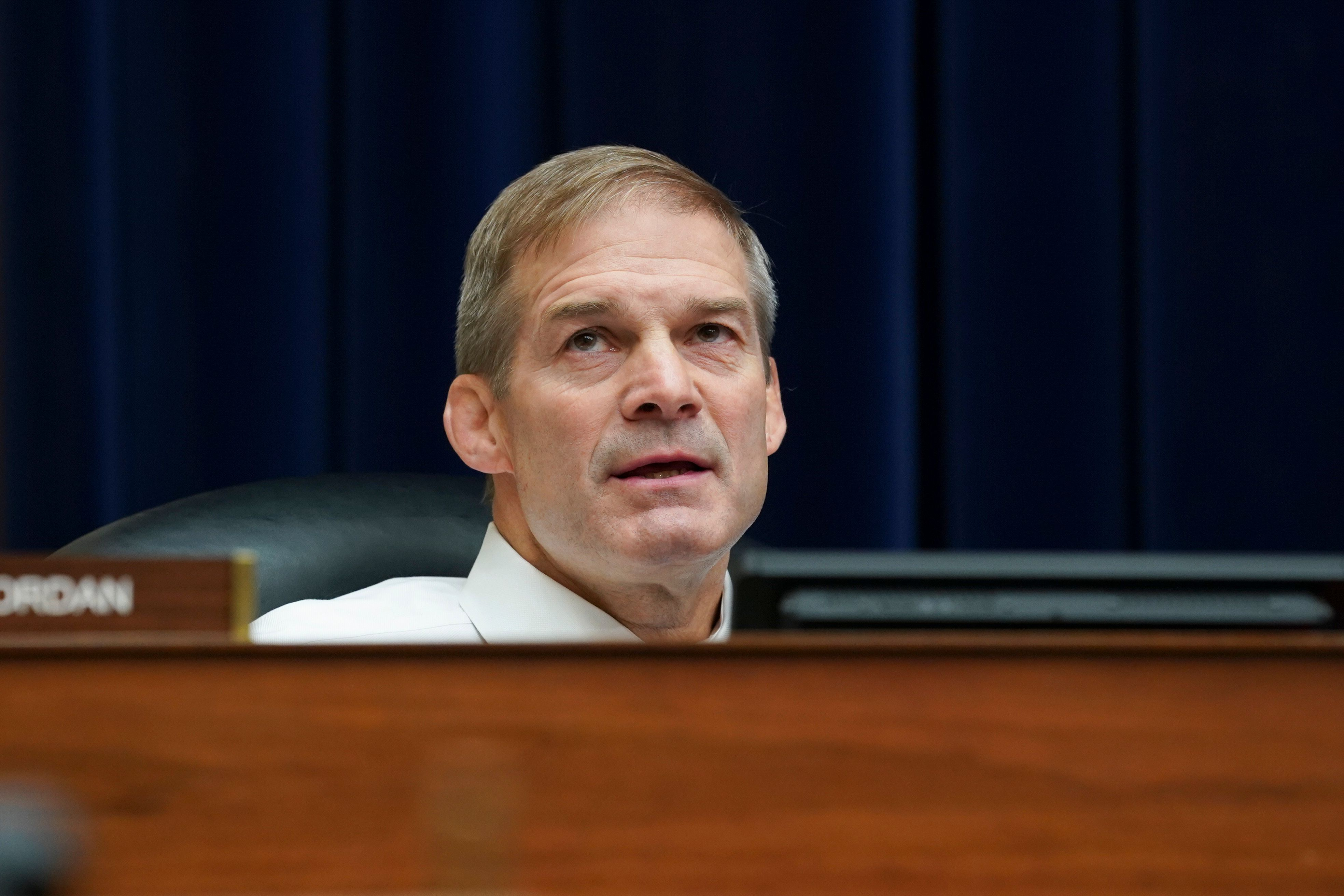 Rep. Jim Jordan's 'Trump Is The Leader' Of The GOP Tweet Goes Awry