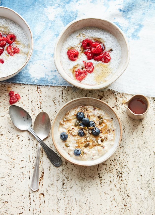Mymuybueno Cookery School's overnight oats