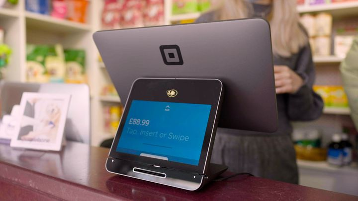 Going cashless with Square Technology
