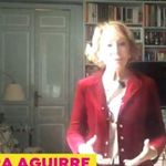 Sólo los más observadores lo ven: lo que Esperanza Aguirre tiene junto a la tele de su