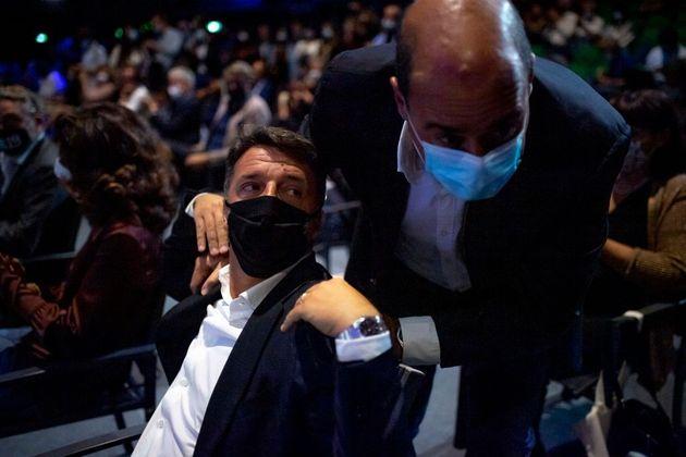 Zingaretti, Renzi e il congresso