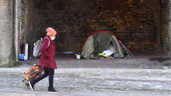Thousands Of People Sleeping Rough During Pandemic Despite 'Everyone In'