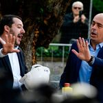 Salvini-Zingaretti, botti di