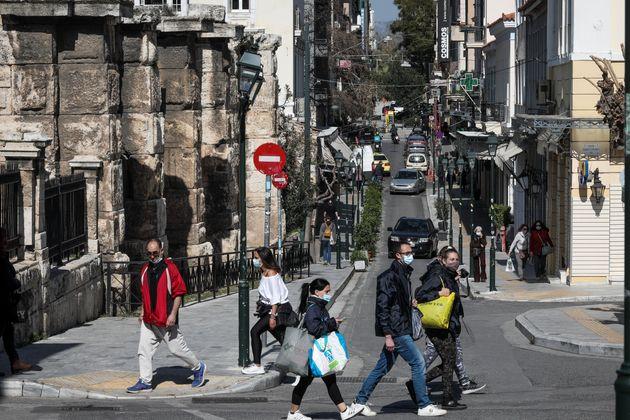 Βόλτα στο Μοναστηράκι