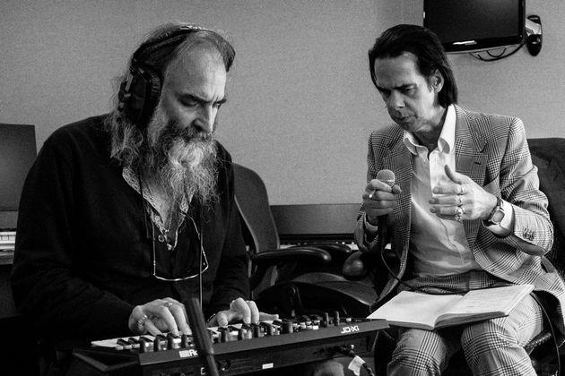 Nick Cave e Warren