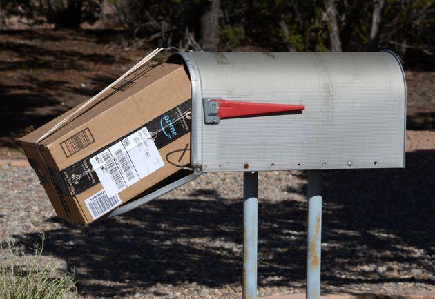 Va ser que ese paquete no entra