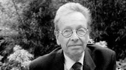 L'écrivain et poète de la Pléiade Philippe Jaccottet est