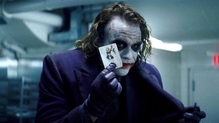 """The Dark Knight"" joins Netflix."