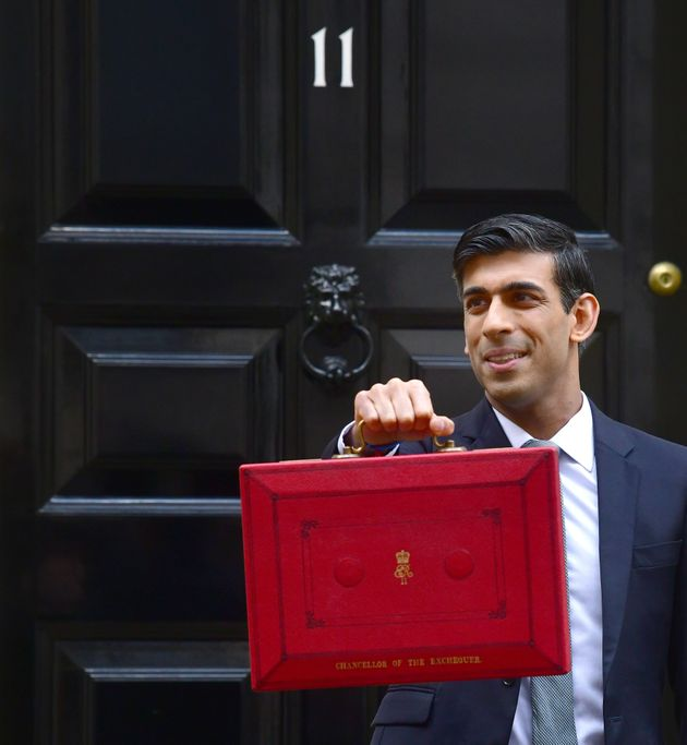 Chancellor Rishi Sunak will deliver the Budget on