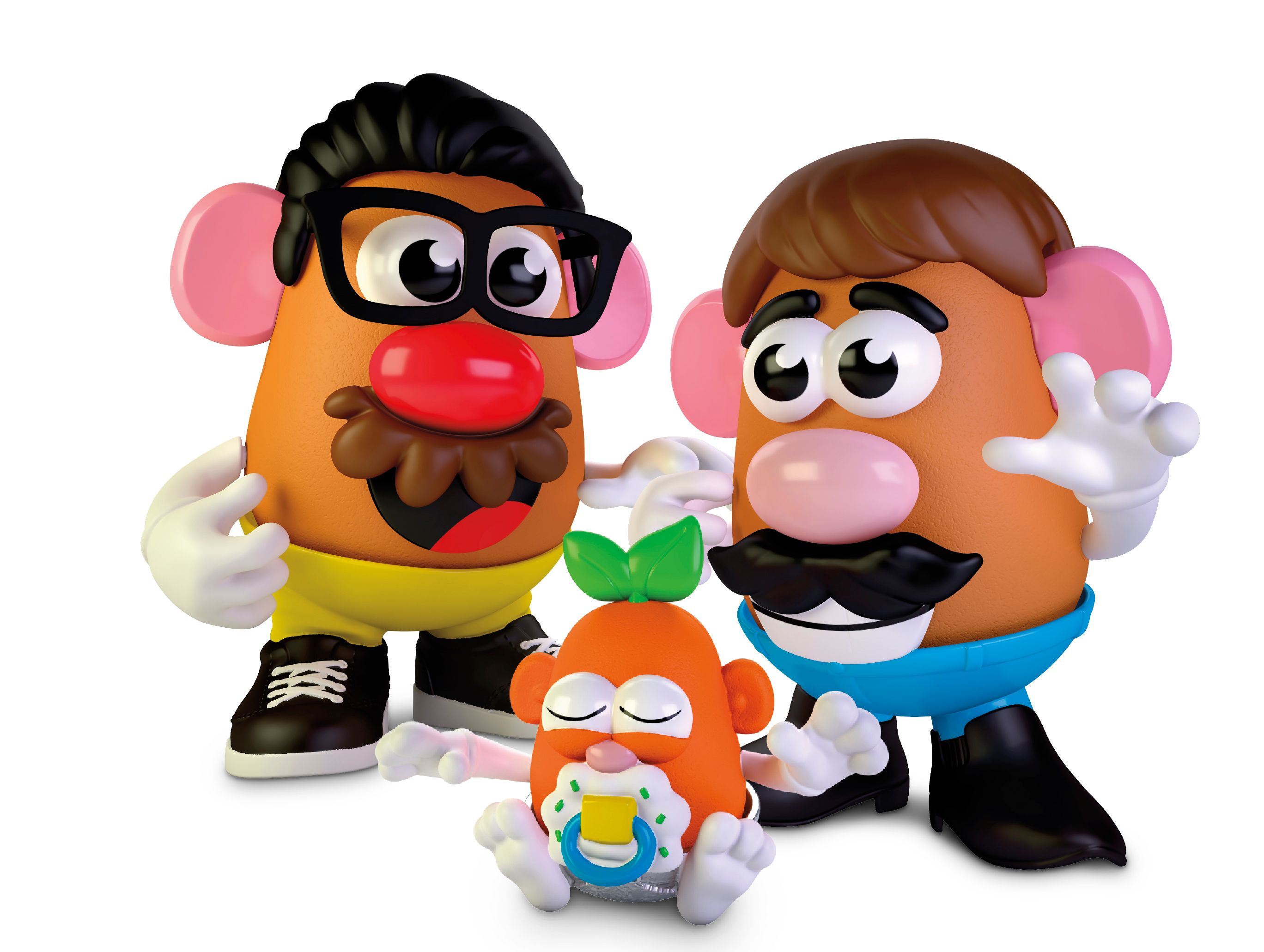 Mr. Potato Head Is Going Gender Neutral