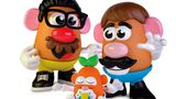 This photo provided by Hasbro shows the new Potato Head world.