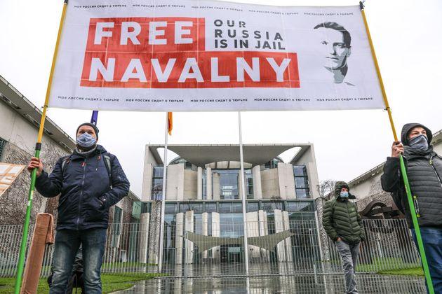 Alexeï Navalny transféré de sa prison vers un lieu inconnu (Photo prétexte...