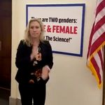 QAnon Believer Republican Antagonises Democratic Colleague With Anti-Transgender
