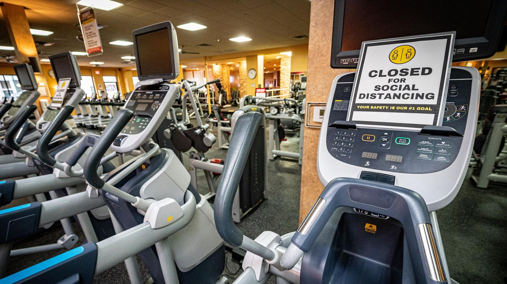 CDC Urges Stricter Gym Precautions After COVID-19 Outbreaks Linked To Facilities