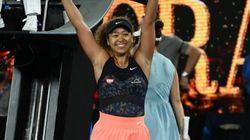 Cute Detail In Naomi Osaka's Australian Open Win Photo Melts The