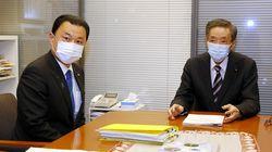 自民・竹下氏、島根県知事と会談。聖火リレーの実施判断「知事が決めるこっちゃねえ」