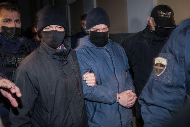 Στη φυλακή οδηγείται τα ξημερώματα ο Δημήτρης Λιγνάδης.