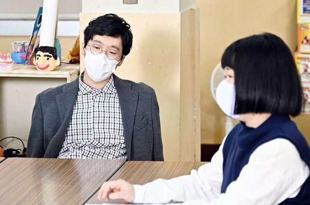 ドラマ『俺の家の話』(TBS系)