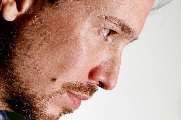 Pablo Iglesias, en una imagen de