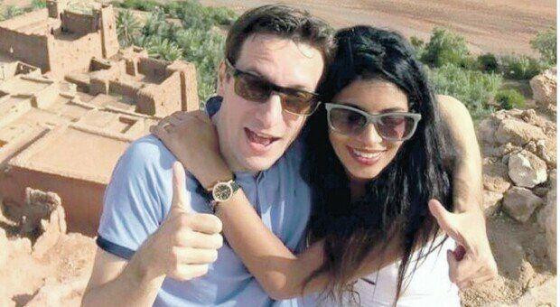 L'ambasciatore Attanasio e la moglie